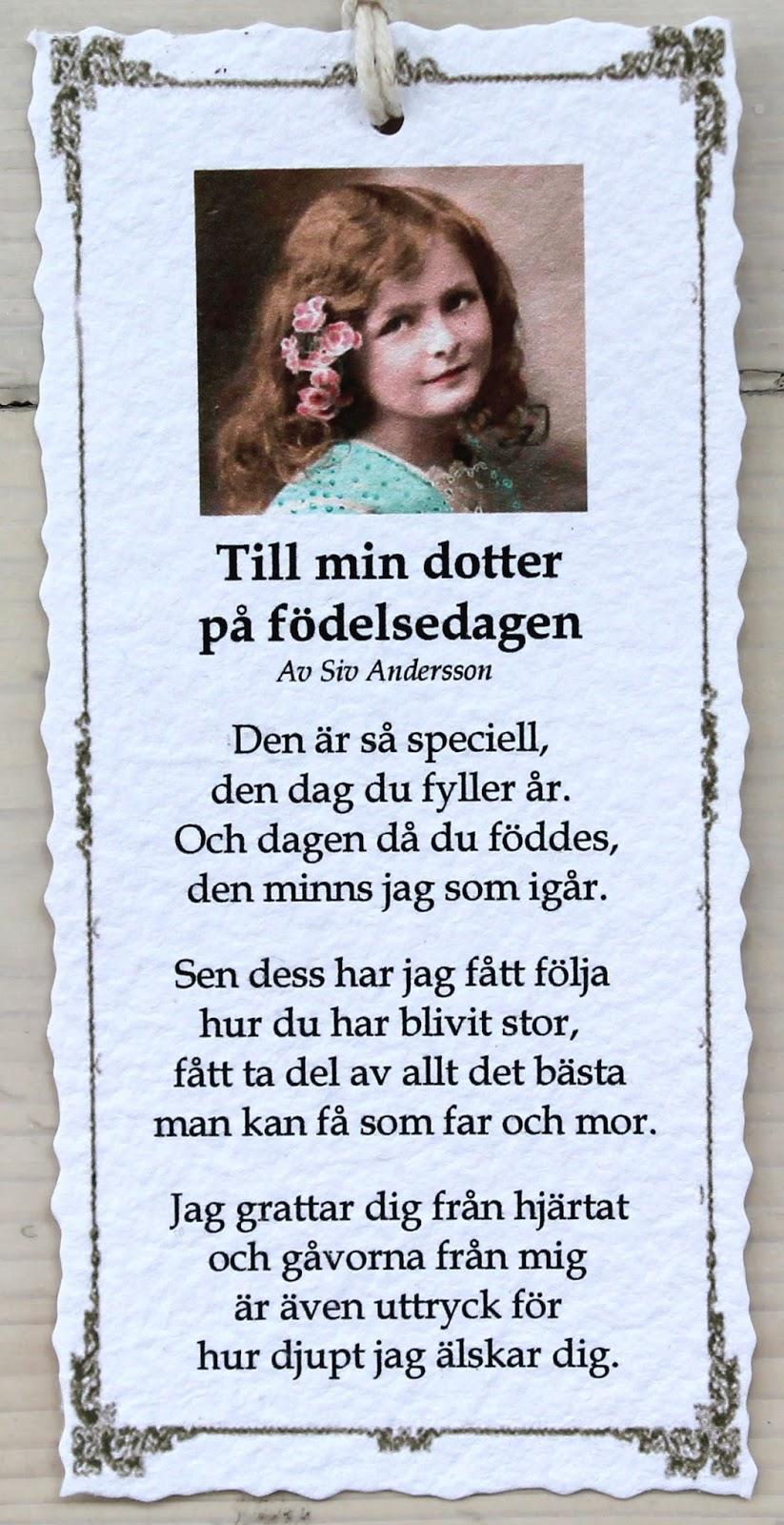 grattis dikt till min dotter Annas idéer bloggbutik: september 2015 grattis dikt till min dotter