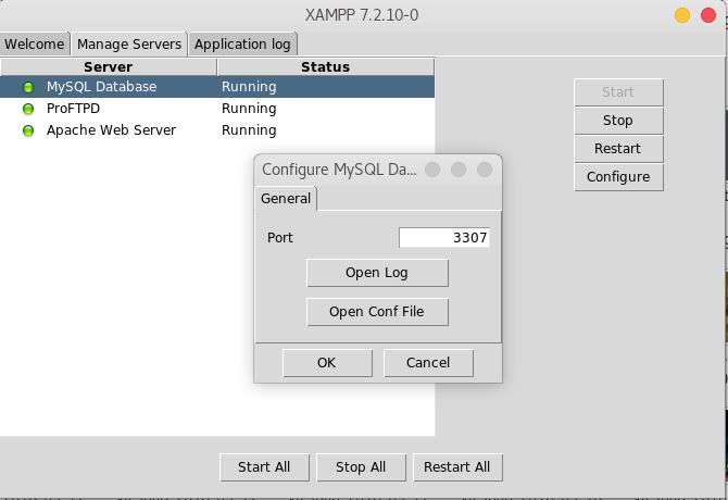 Instalar XAMPP 7.10.2 | Fedora 28