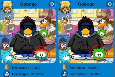 Club Penguin Blog Rencontrez DP