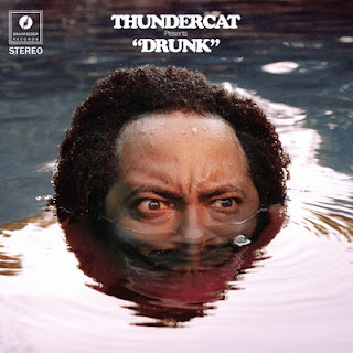 Thundercat - Drunk - Album Download, Itunes Cover, Official Cover, Album CD Cover Art, Tracklist