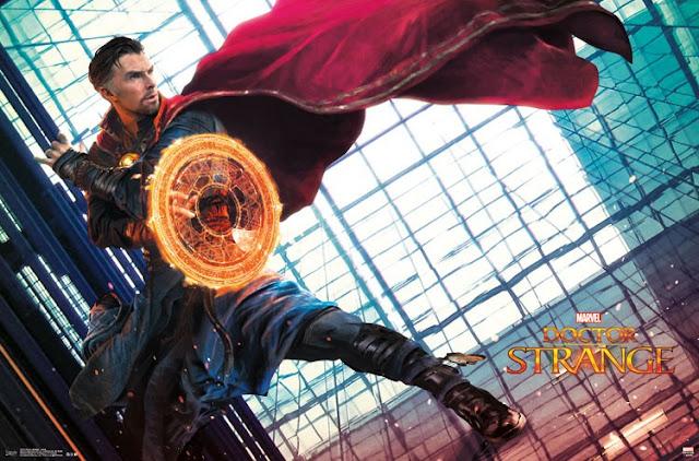 Magic is Real! Jelajahi Dunia Mistik dengan Marvel Heroes Terbaru Si Doctor Strange