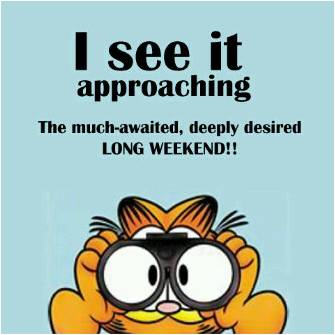 Image result for long weekend october