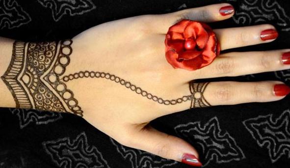 Tutorial Henna Untuk Pemula Step By Step Henna Tato