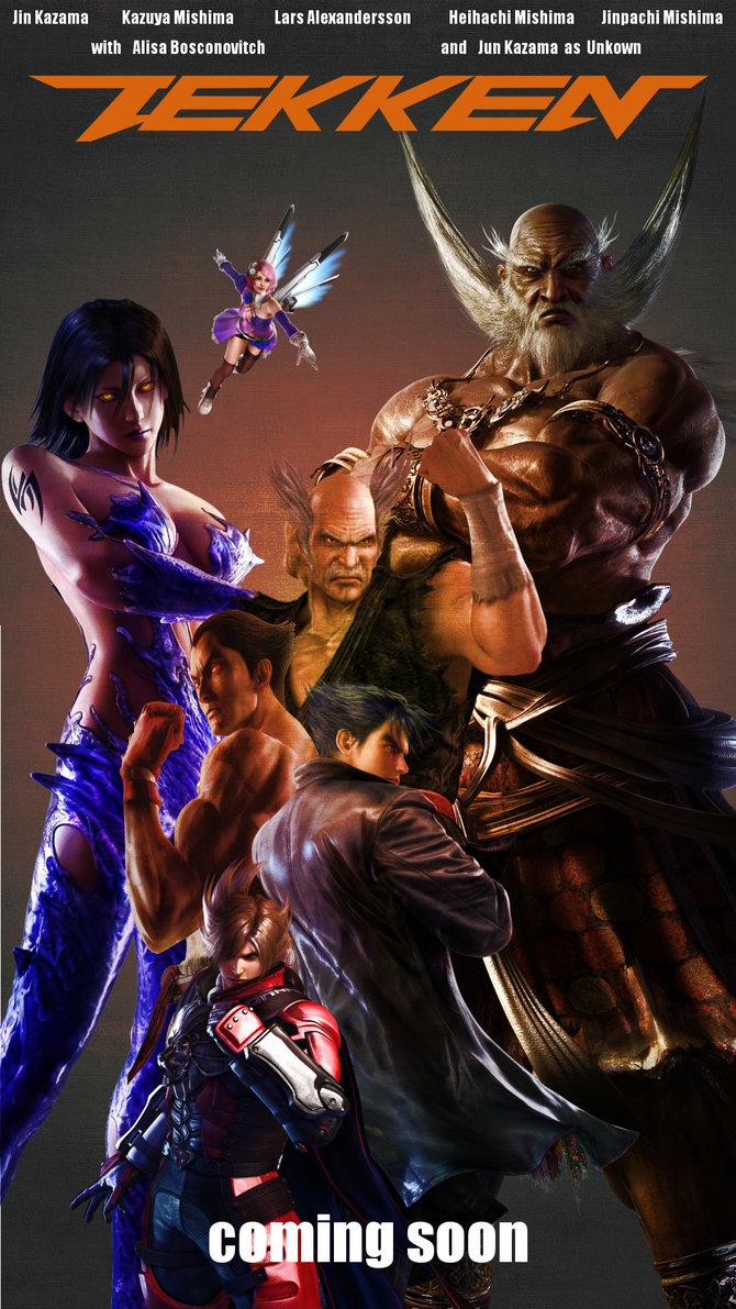 Tekken Blood Vengeance เทคเค่นเดอะมูฟวี่ 3D [HD][พากย์ไทย]