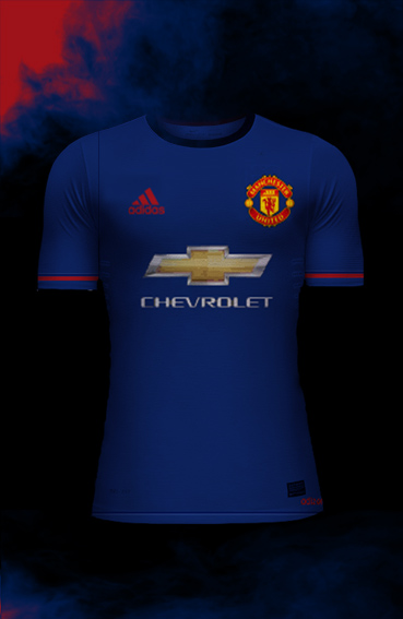 dc19d76adda ultigamerz  PES 2013 Manchester United 2016-17 Leaked Away Kits