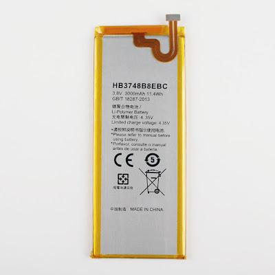 HB3748B8EBC voor HuaWei Ascend G7 G7-TL100 Batterij