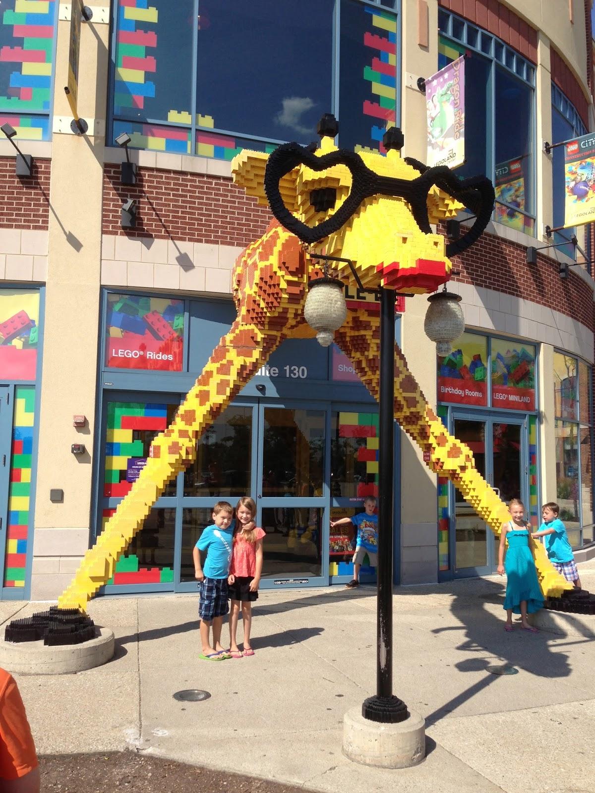 It's Fun 4 Me!: Legoland Discovery Center: Chicago, Illinios