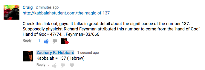 free to find truth: 33 137 | Article, the magic of 137 and