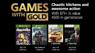 Games with Gold October 2018 I-Sheep Gr