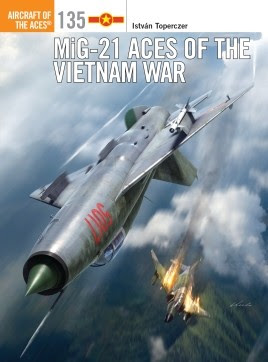 MiG-21 Aces of the Vietnam War