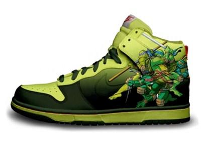 Tmnt Mens Shoes