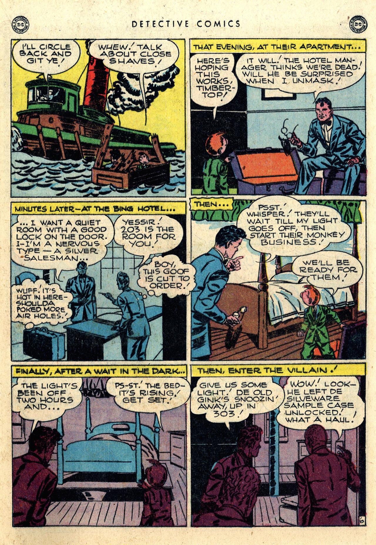 Read online Detective Comics (1937) comic -  Issue #112 - 29