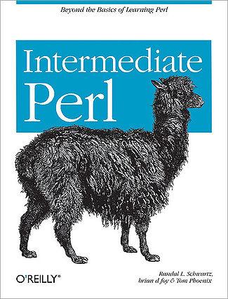 Intermediate Perl by Randal Schwartz, brian d foy, and Tom Phoenix
