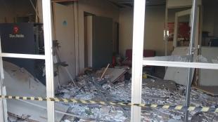 NA MADRUGADA: Duas agências bancárias são explodidas no interior do Ceará; 63 ataques no ano
