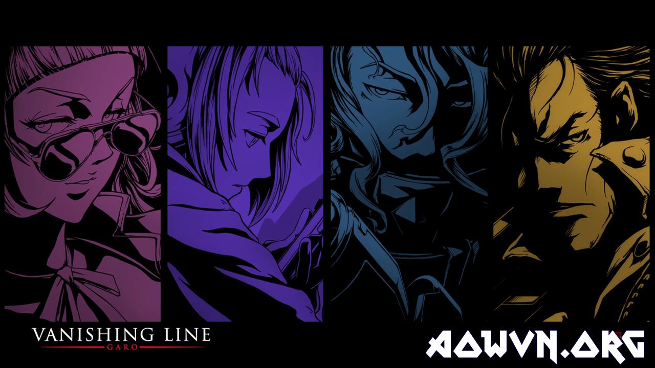tumblr p5t7e1otFs1rhxgajo2 1280 - [ Anime 3gp Mp4 ] Garo: Vanishing Line | Vietsub - Hành động cực hay!!