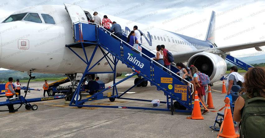 Gobierno autoriza el reinicio de los vuelos aéreos nacionales. Todos los detalles de la Fase 3 (D. S. Nº 117-2020-PCM)