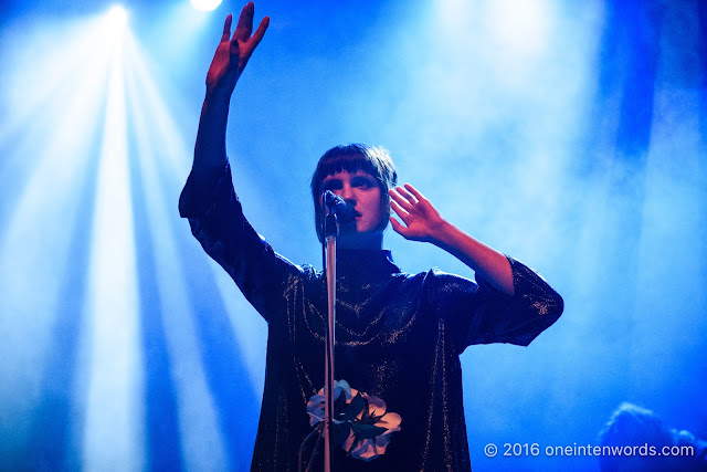 Muna at The Danforth Music Hall on October 30, 2016 Photo by John at One In Ten Words oneintenwords.com toronto indie alternative live music blog concert photography pictures