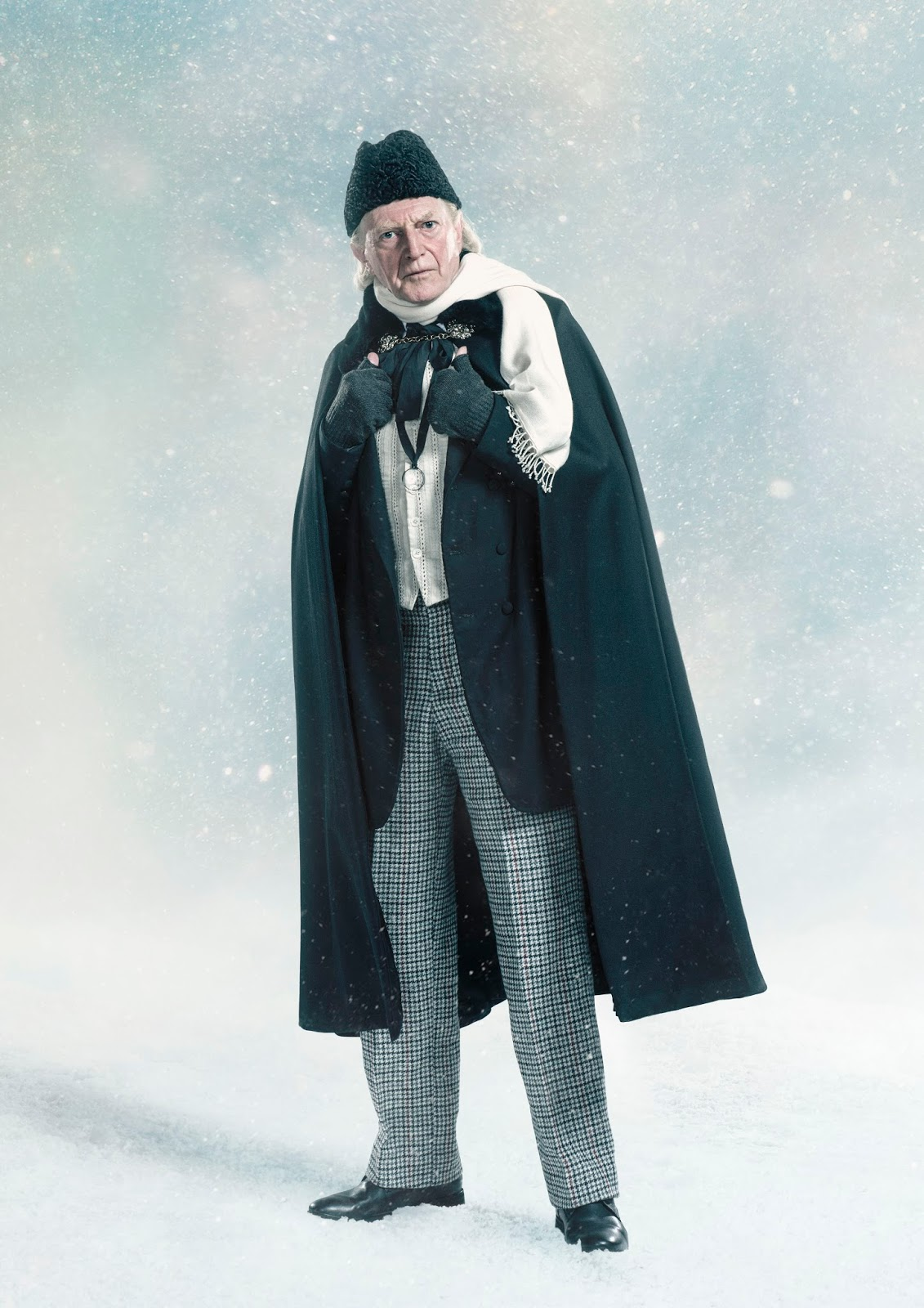 David Bradley on playing the First Doctor and imitating William Hartnell  sc 1 st  Whoogle & WHOOGLE: David Bradley on playing the First Doctor and imitating ...