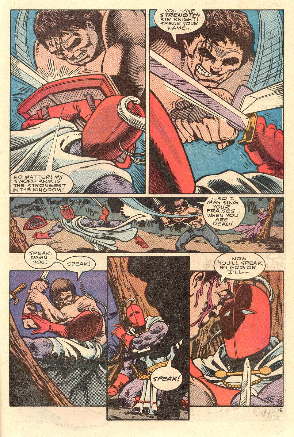 Read online Secret Origins (1986) comic -  Issue #49 - 37