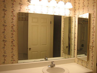 Remodelaholic Bathroom Renovation With Wood Grain Tile And More - Bathroom remake