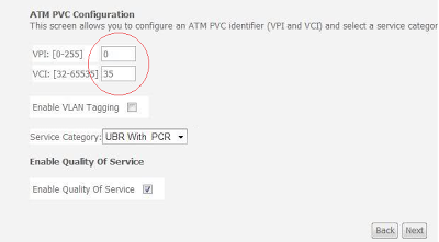 How to setup DSL Reliance modem and router