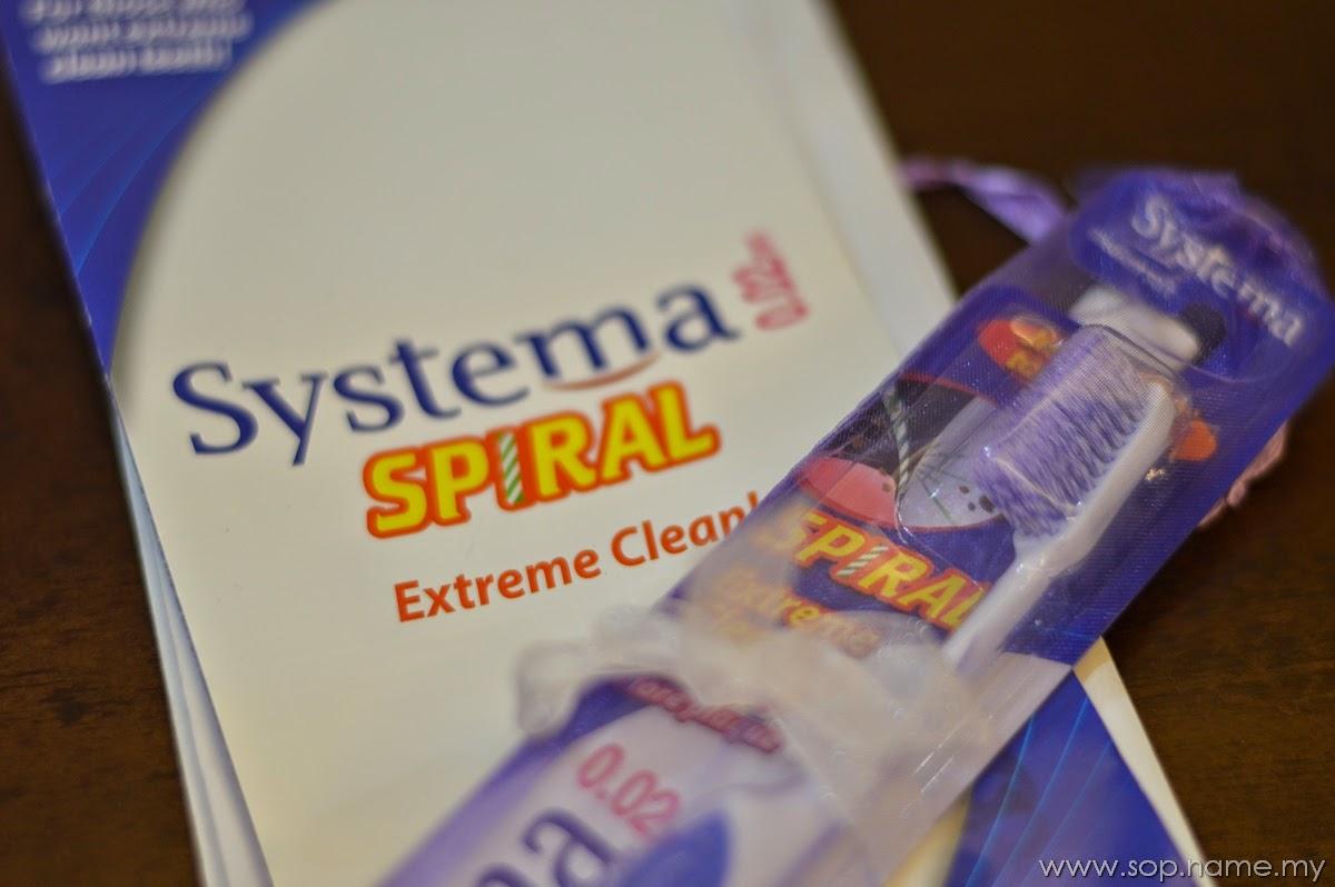 Systema 0.02mm Spiral Baharu