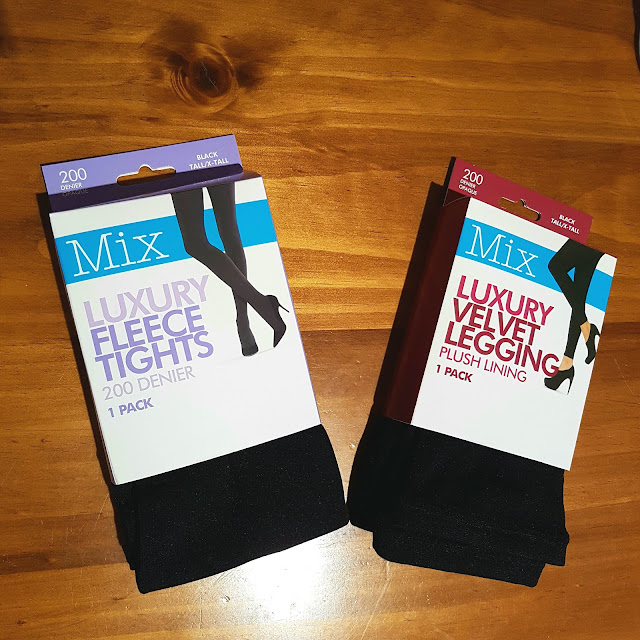 Mix Apparel Luxury Fleece Tights and Velvet Leggings | Almost Posh