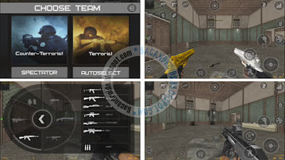 Download Game Android Counter Strike Mod PointBlank By GuritGFC