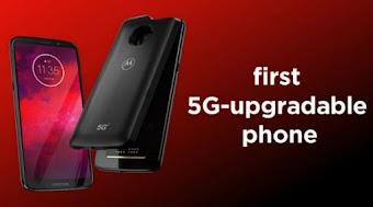 أول هاتف يدعم تقنية 5G في العالم