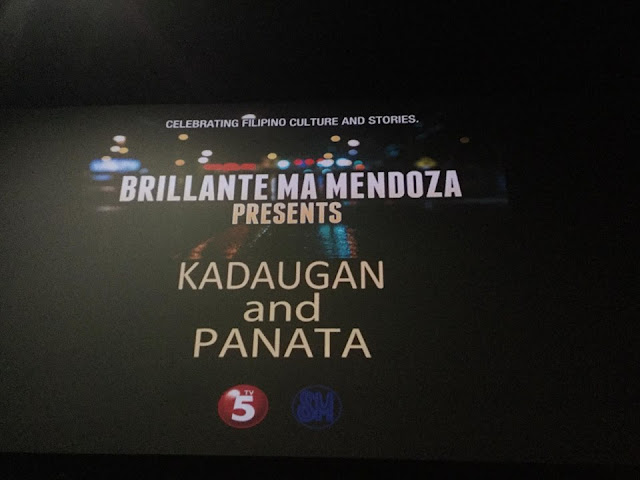 Brillante Mendoza Film Festival Snapped and Scribbled