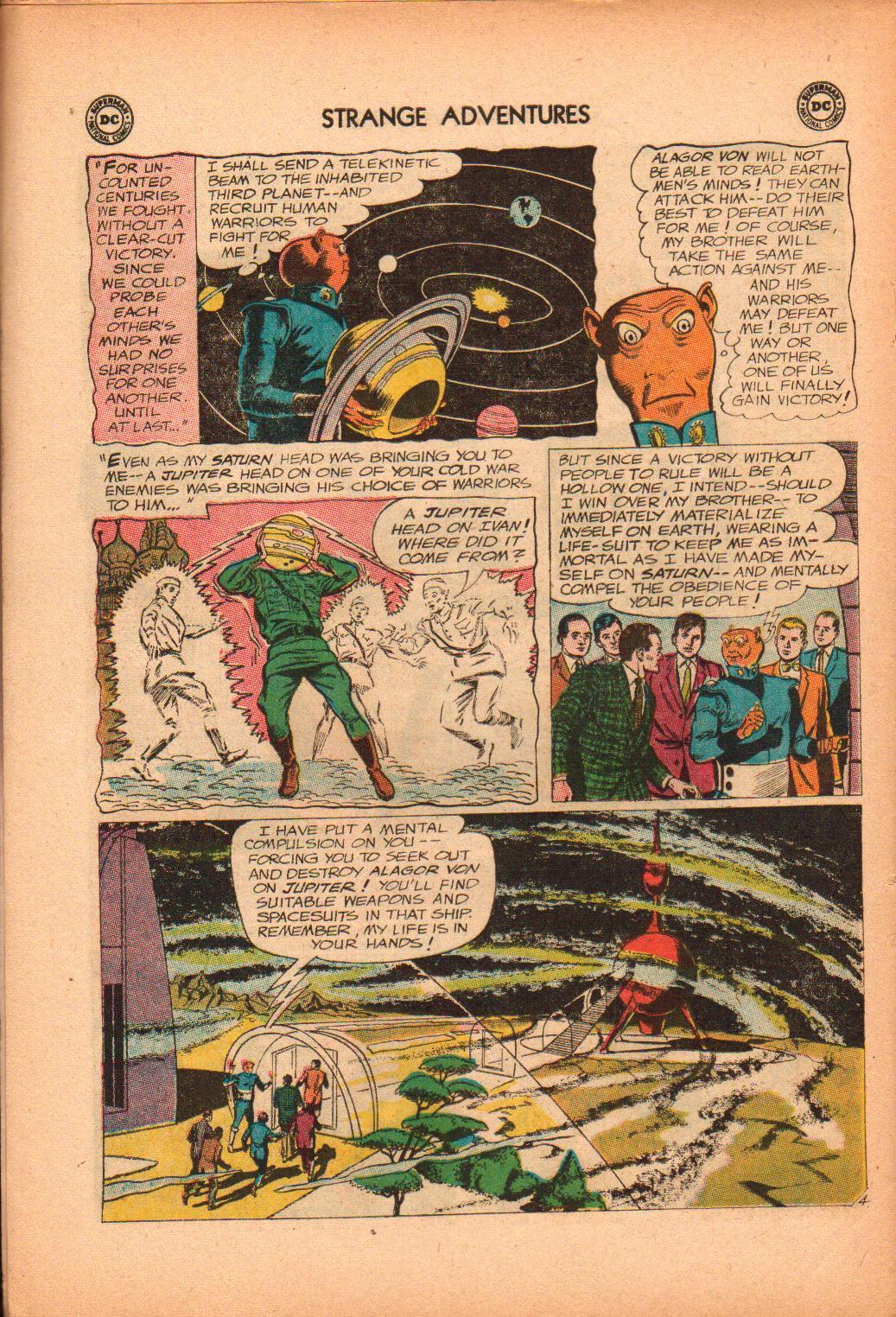 Strange Adventures (1950) issue 156 - Page 6