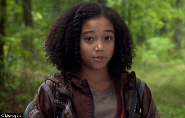 Ebony Casting Teen