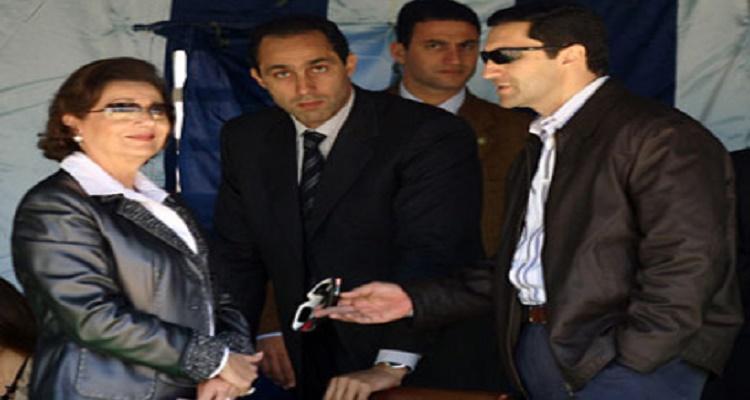 كلام لا يصدق من سوزان مبارك لنجلها جمال مبارك بعد إشاعات عودته للحياة السياسية