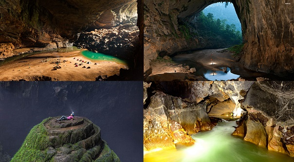Dünyanın En Büyük Mağarası Son Doong Hakkında Bilgiler
