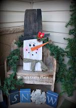 Mama' Crafts Snowman Decorations