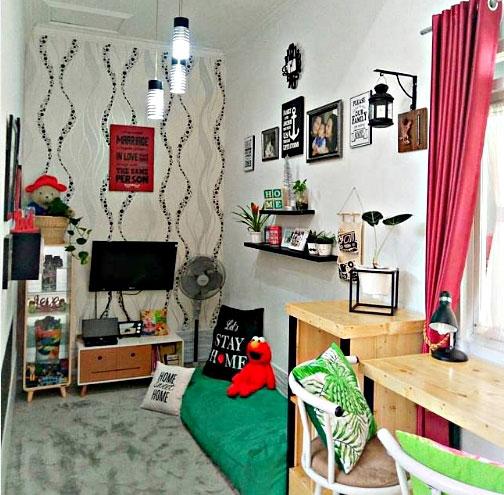 Desain Rumah Minimalis Biaya 50 Juta