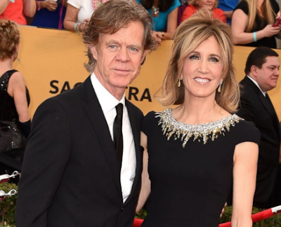 William H. Macy dan Felicity Huffman