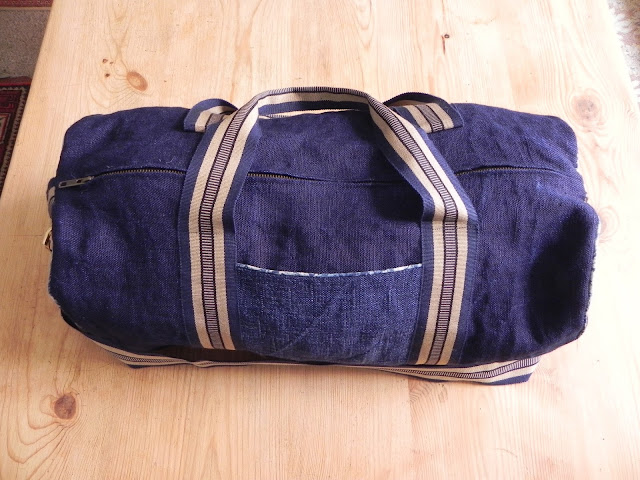 barrel bag tutorial