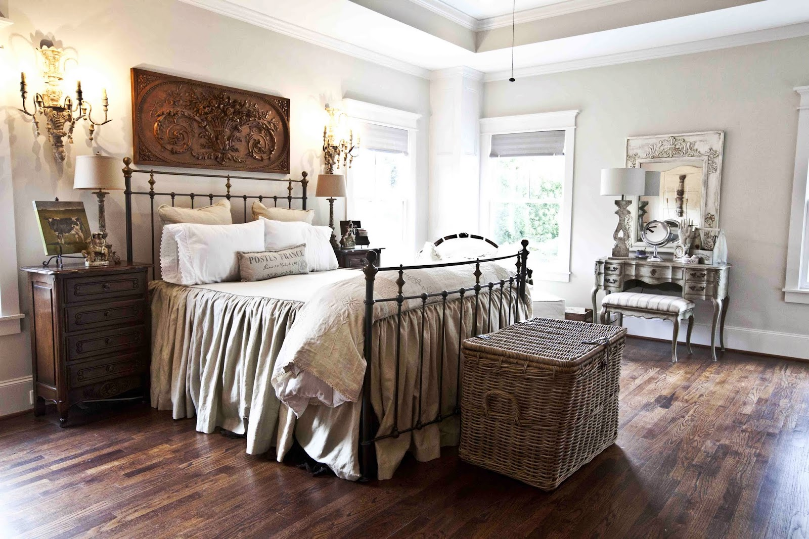 Farmhouse Bedroom Decor Ideas: Finally!!! The New House