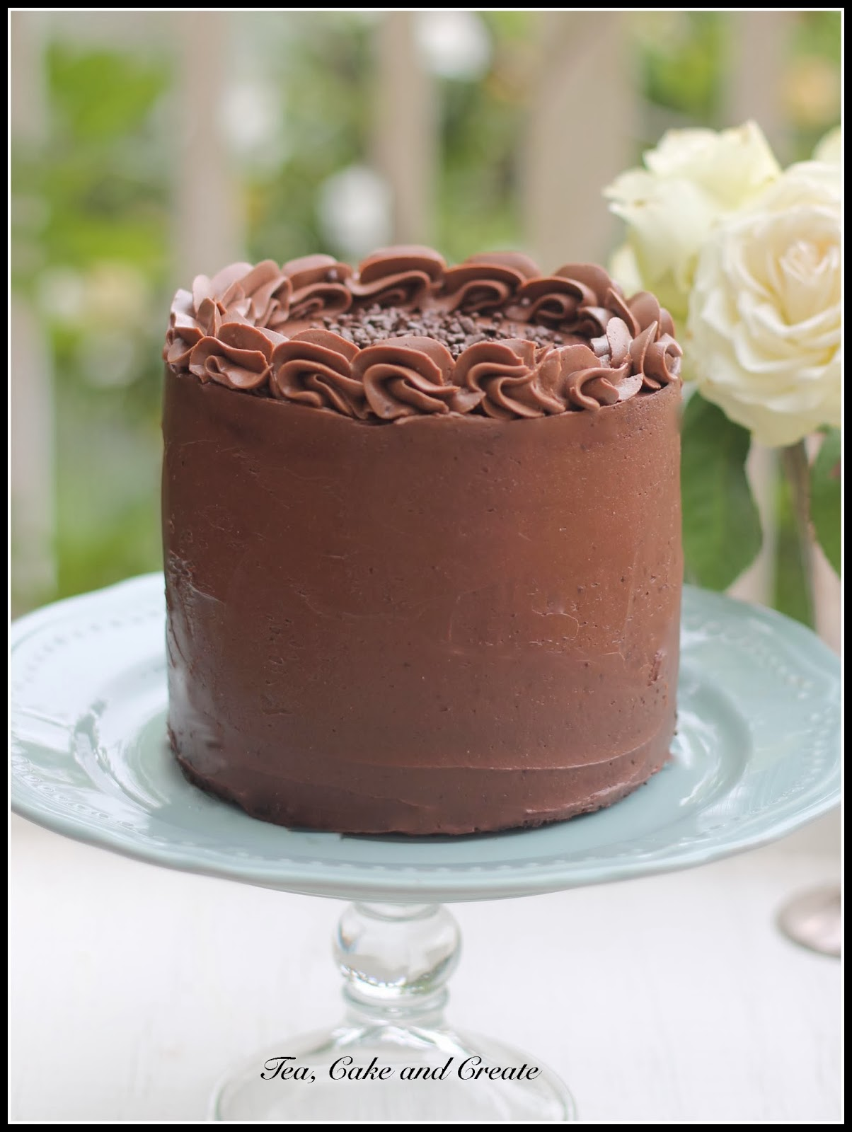 Amarula Chocolate Cake Recipe