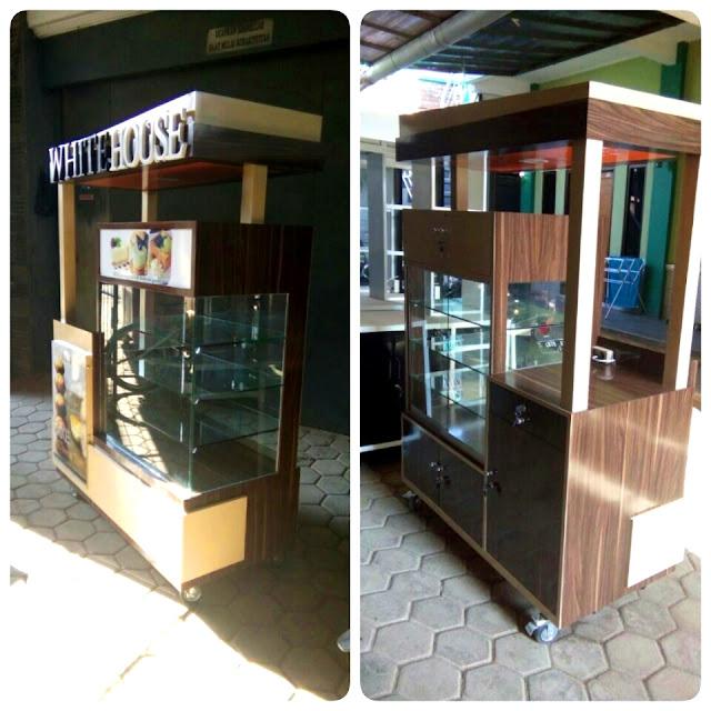 Booth Makanan