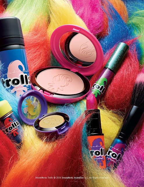 mac trolls collection information