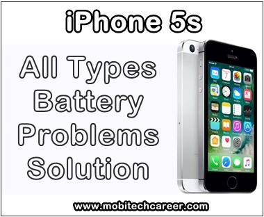 how to fix repair solve apple iphone 5s battery problems solution