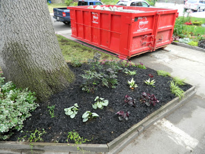 Baby Point front garden renovation after by Paul Jung Gardening Services Toronto