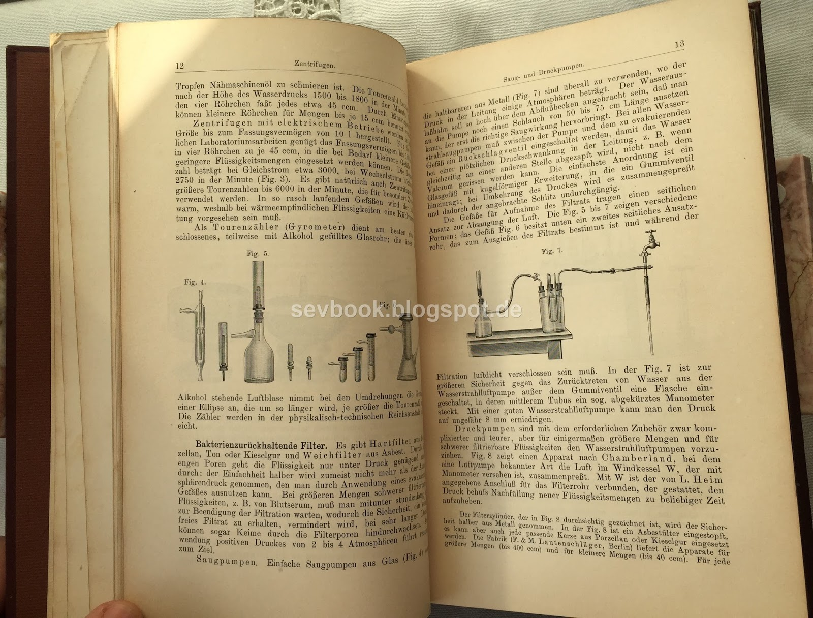Books Which Deserve A Second Chance Lehrbuch Der Bakteriologie