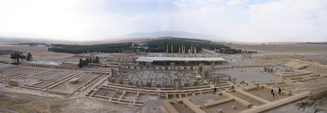 Iran, Austria seal deal to restore Persepolis ancient complex