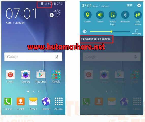 Cara Mengatasi Samsung J5 Tidak Dapat Sinyal 4g Bolt Hutama Share