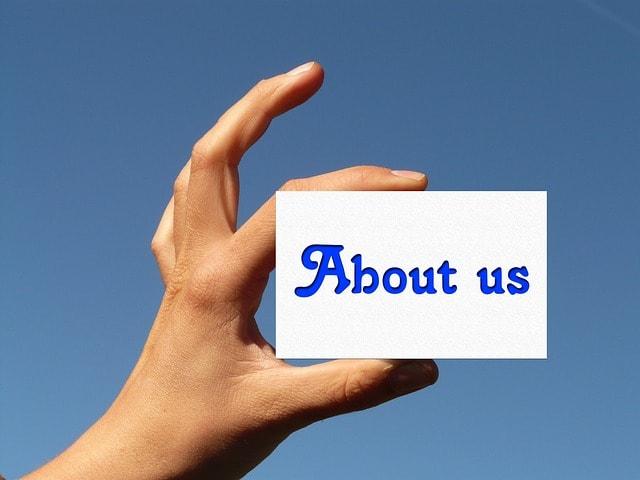 Blog Ke Liye About Us Page Kaise Banaye