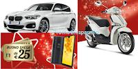 Logo Grande concorso Deluxe Magico Natale: da Lidl vinci buoni spesa da 25€, Smartphone Wiko, 1 BMW e 1 Scooter Piaggio