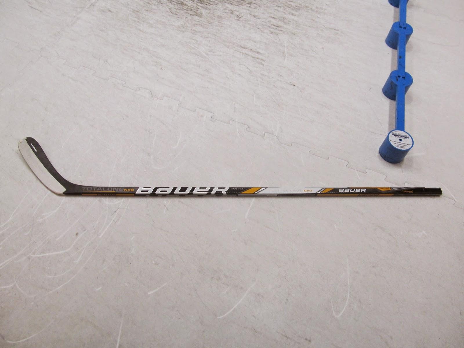 Hockey Stick Reviews Bauer Supreme Totalone Nxg Review
